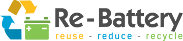 Re-Battery logo